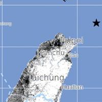 Động đất 6,1 độ Richter rung chuyển Đài Loan