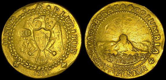 Đồng xu vàng Brasher