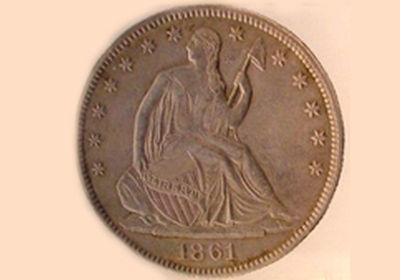 Đồng xu 8 đôla