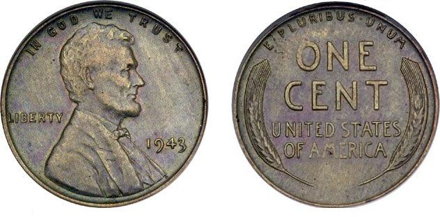 Đồng xu 1943
