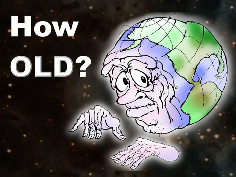 Trái đất của chúng ta bao nhiêu tuổi?