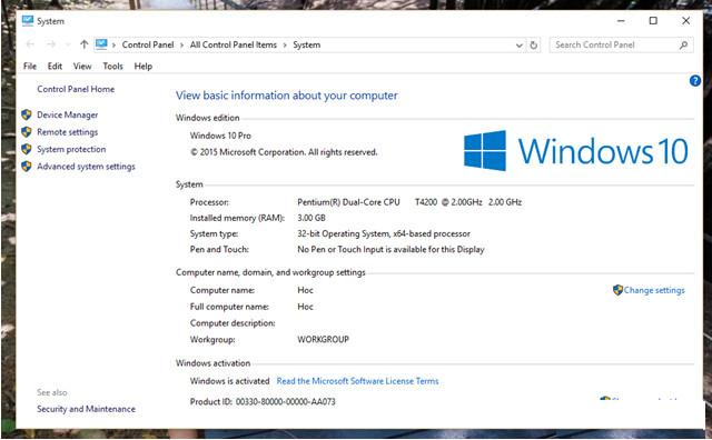 Vô hiệu hóa cập nhật Windows 10