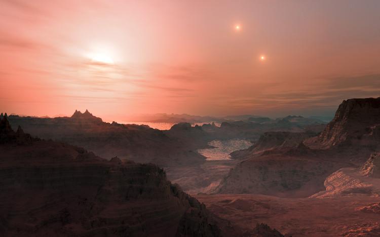 Hành tinh này có khối lượng gấp 4 lần Trái đất.