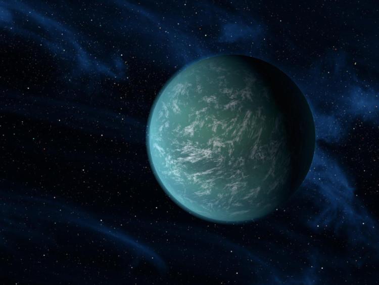 Kepler-22b được xem là hành tinh giống với Trái đất nhất từ trước tới nay.