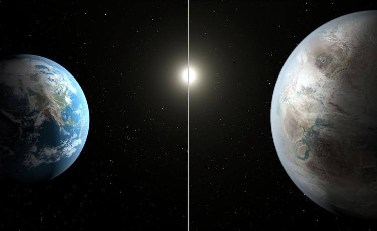 """Hành tinh này được mệnh danh là """"Trái đất thứ 2""""."""