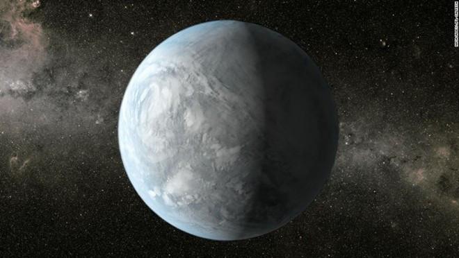 Hành tinh này có khối lượng lớn hơn Trái đất và nằm trong vùng Goldilocks.