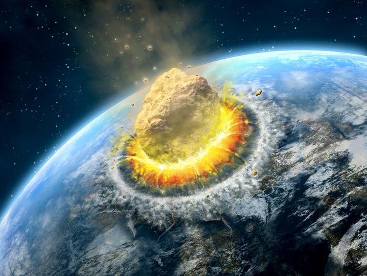 Các mảnh vỡ từ Mặt Trăng có thể gây ra những vụ nổ trên Trái Đất.