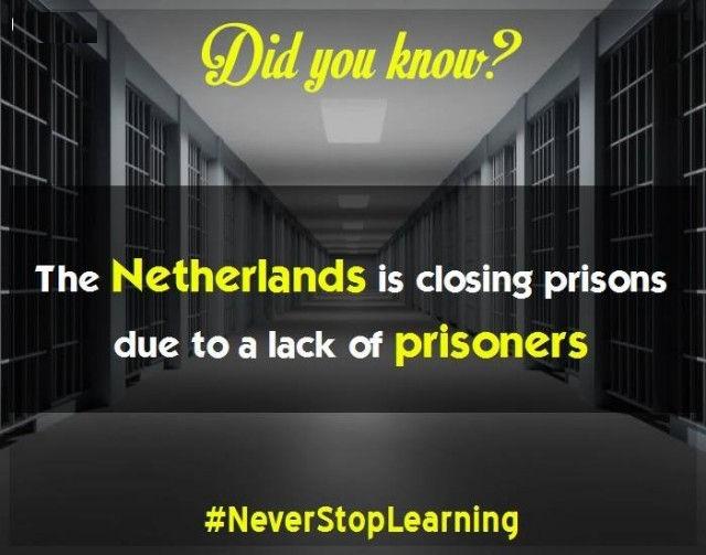 Hà Lan đang đóng cửa các nhà tù do thiếu tù nhân.