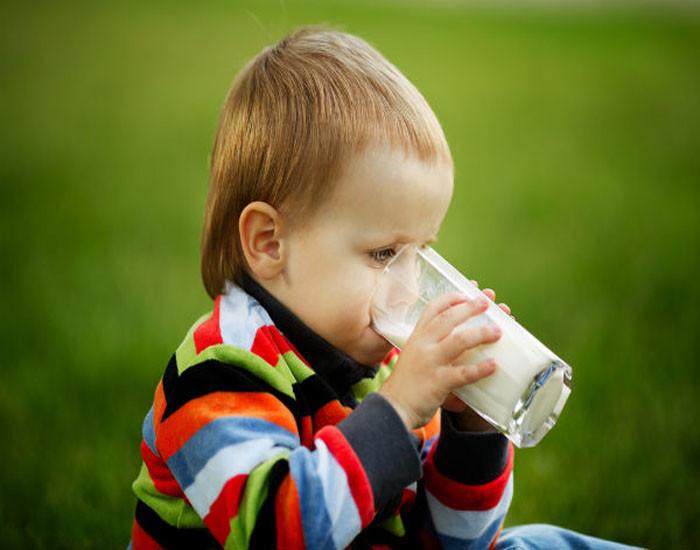 Mỗi nhóm tuổi có nhu cầu lượng sữa khác nhau.