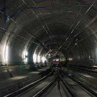 Hầm đường sắt dài nhất thế giới hoàn thành sau 7 thập kỷ