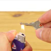 Video: Làm chìa khóa sơ cua không tốn tiền