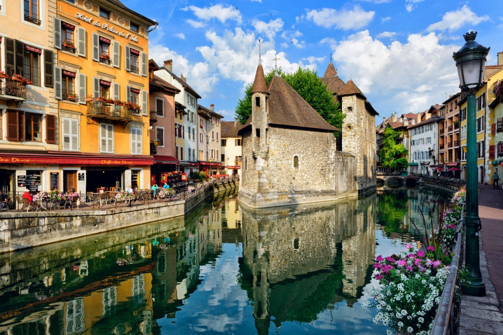 Annecy, Pháp