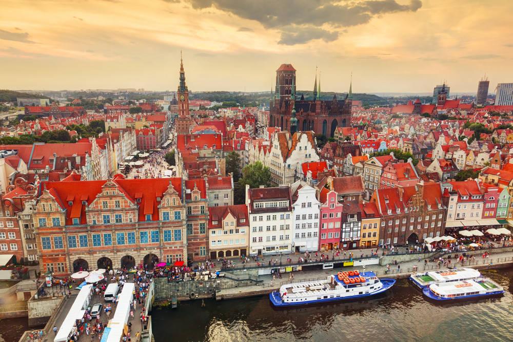 Gdansk, Ba Lan
