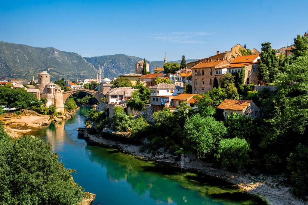Mostar, Bosnia và Herzegovina