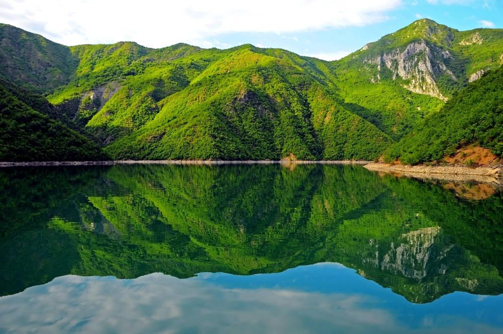 Koman, Albania