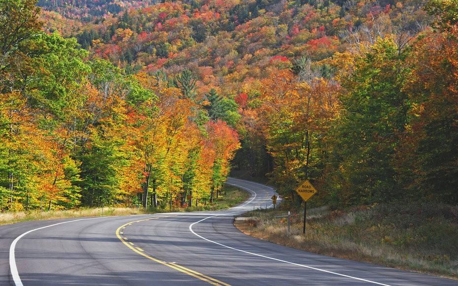 Đường cao tốc Kancamagus, New Hampshire
