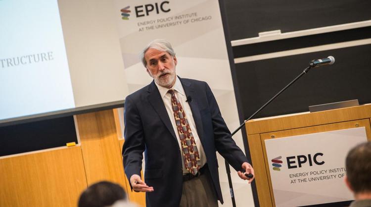 Giáo sư Daniel Nocera, người dẫn đầu nhóm nghiên cứu.
