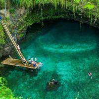 Những bể bơi tự nhiên ngoạn mục nhất thế giới