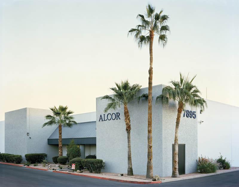 Viện kéo dài sự sống Alcor ở Scottsdale, Arizona, Mỹ vào tháng 12/2012.