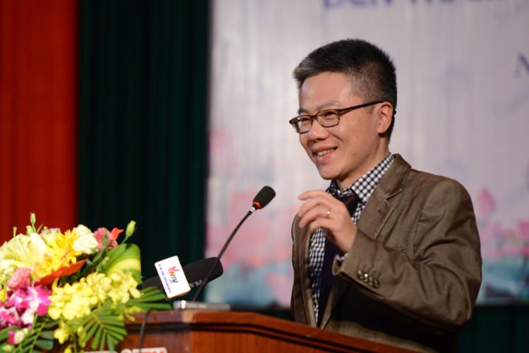 """Giáo sư Ngô Bảo Châu sẽ đến Bình Định tham gia """"Gặp gỡ Việt Nam""""."""