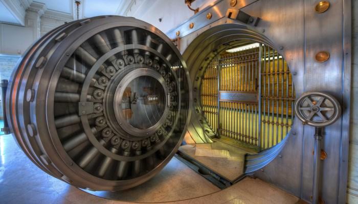 Kết quả hình ảnh cho hầm vàng fort knox
