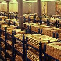 Những hầm vàng bất khả xâm phạm trên thế giới