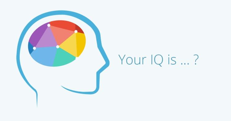Chúng ta có thể dễ dàng đo lường chỉ số thông minh bằng các bài trắc nghiệm.