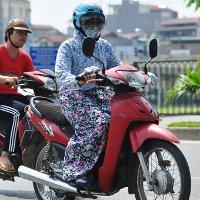 Những lưu ý khi sử dụng xe máy ngày nắng nóng