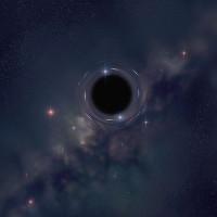 Vật chất tối được tạo ra từ lỗ đen
