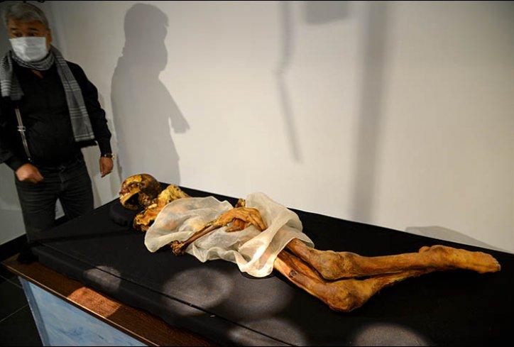 Xác ướp công chúa Siberia sẽ được trưng bày ở bảo tàng
