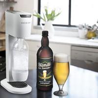 Máy biến nước lã thành bia ngay tại nhà