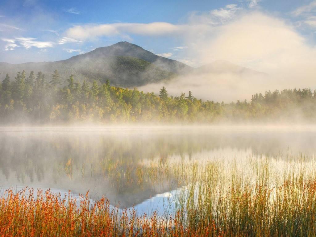 Dãy núi Adirondack, Mỹ