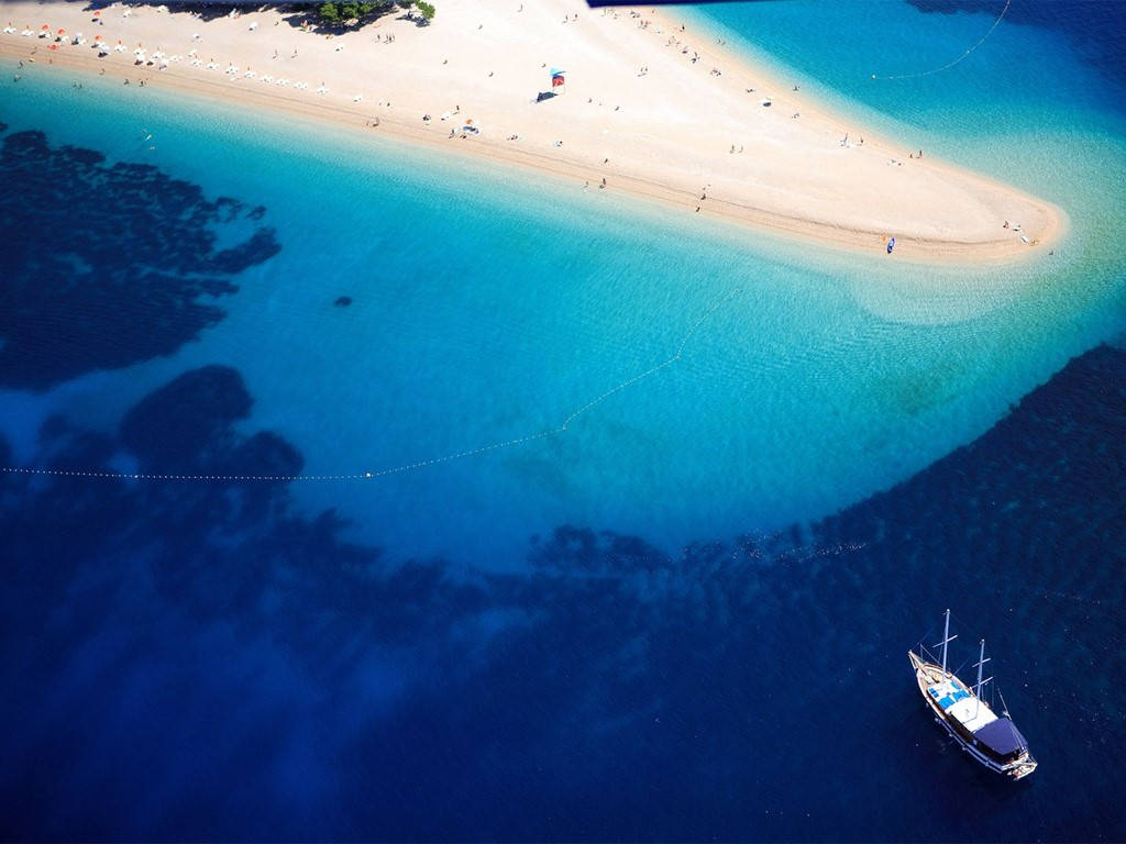 Đảo Brač, Croatia
