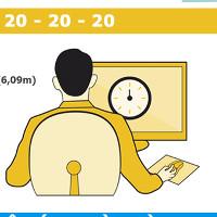 4 cách bảo vệ mắt trước màn hình máy tính