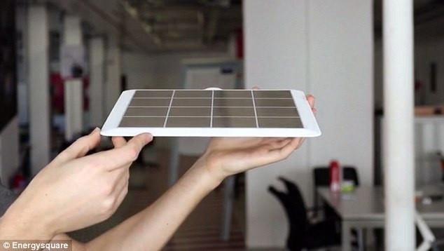 Energysquare có thể sạc cho bất kỳ loại điện thoại nào