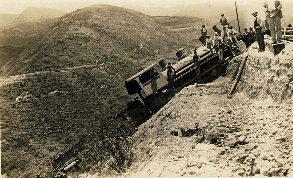Tuyến đường sắt lịch sử bắt đầu được xây dựng từ năm 1899.