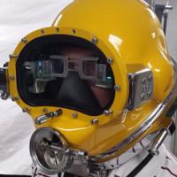 Mũ lặn công nghệ cao của hải quân Mỹ