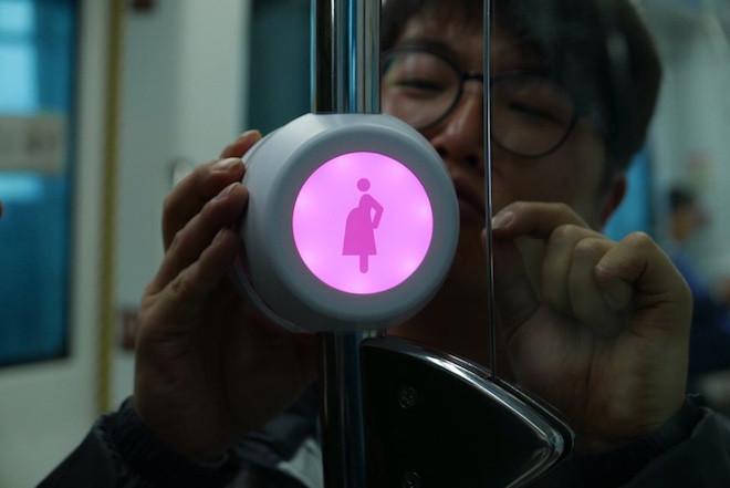 """Thiết bị có tên là """"Pink Light"""" này chủ yếu dành cho phụ nữ mang thai."""