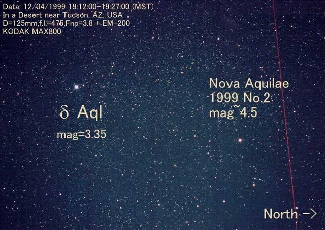 siêu tân tinh Nova Aquila