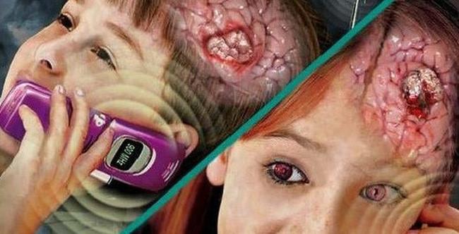 Điện thoại đã được giải nỗi oan gây ung thư.