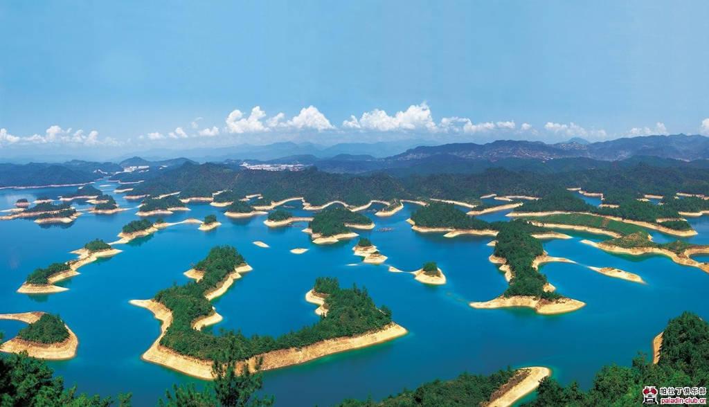 Hồ Vạn Đảo, Chiết Giang