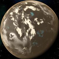 Sự sống có thể ra đời đầu tiên trên hành tinh kim cương