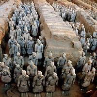 Nghệ nhân dựng đội quân đất nung Tần Thủy Hoàng từng ăn thịt chó
