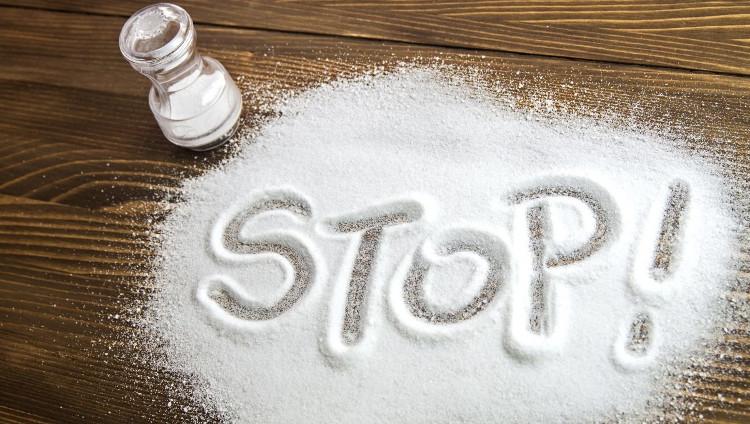 Mỗi gói mì ăn liền có đến hơn nửa lượng muối cho phép mỗi ngày.