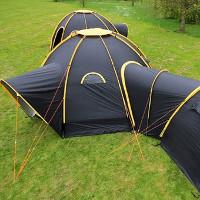 Giải pháp lều cắm trại không thể tuyệt hơn dành cho các nhóm đi phượt