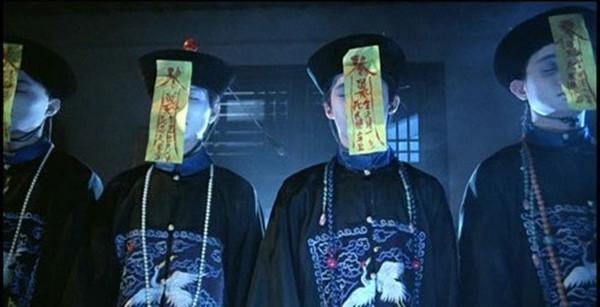 Nhân vật cương thi trong các bộ phim Trung Quốc.