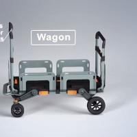 """Erovr: Chiếc xe đẩy có khả năng """"biến hình"""""""