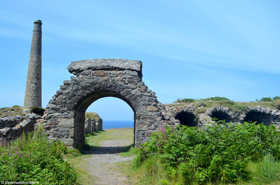 Mỏ Bottalack ở phía Tây Cornwall đã từng được UNESCO trao tặng danh hiệu Di sản thế giới vào năm 2006.