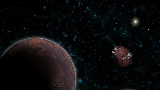 Bên cạnh X, hệ Mặt trời còn có vài hành tinh giống như vậy nữa.