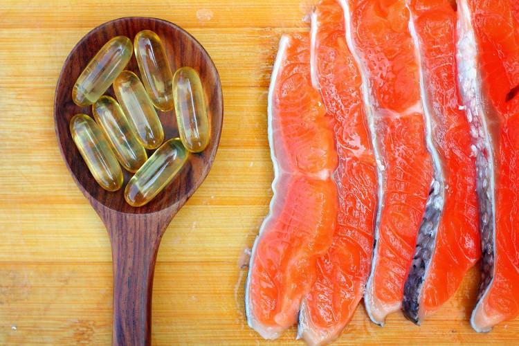 Làm loãng máu là đặc tính tự nhiên của dầu cá.